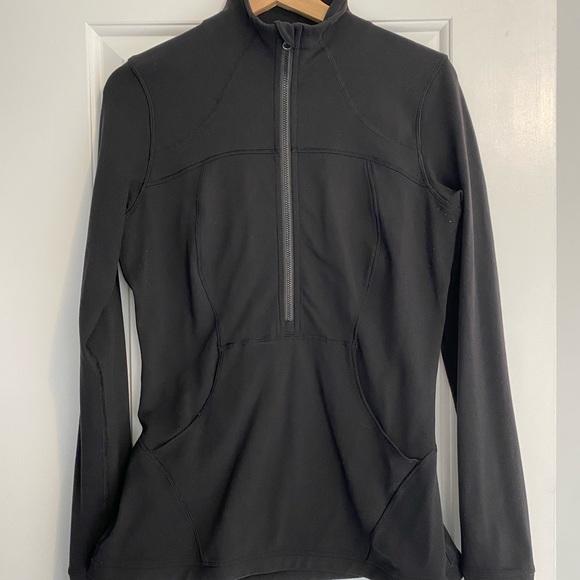 Define Jacket Half-Zip